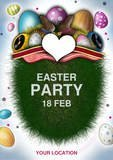 Spring and Easter Flyer by chris