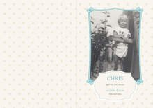 Printable New baby Greeting Card by chris