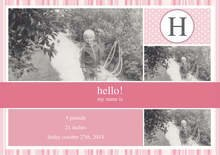 hello-baby-card by chris