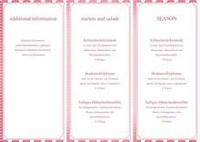 TriFold Cupcakes Menu by chris - page 1