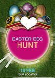 easter egg hunt by chris