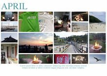 Monthly Photo Collage by chris