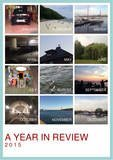 Year In Review Christmas Card Template  by chris