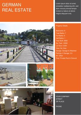 flyerfree real estate flyer